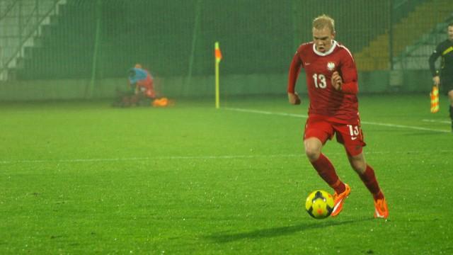 Polska U18 - Anglia U18