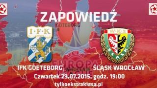 zapowiedź IFK - Śląsk