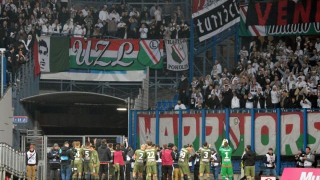 Legia Warszawa, piłkarze, kibice