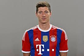 Lipiec 2014 - Lewandowski piłkarzem Bayernu(fot.sport.se.pl)