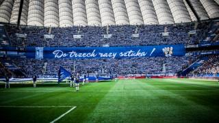 02.05.2017, Lech Poznan - Arka Gdynia Warszawa, PGE Narodowy, Puchar Polski, Mecz